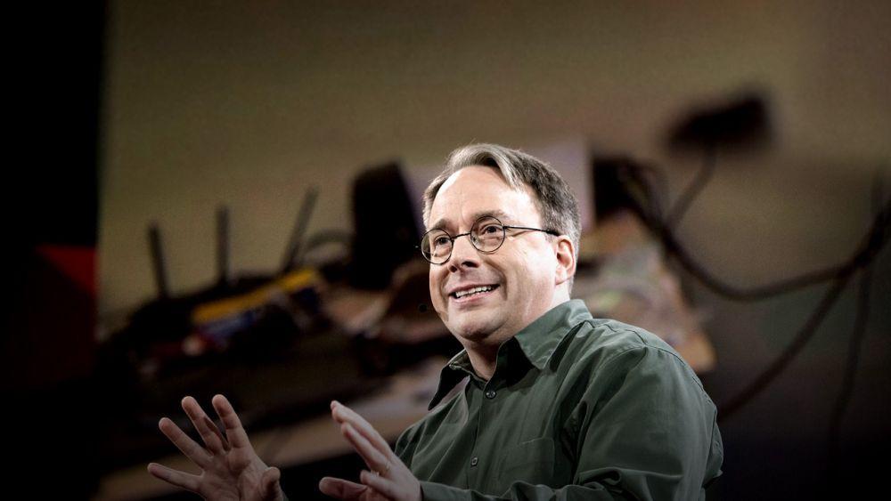 Linux 之父 Linus Torvalds 谈软件开发管理经验